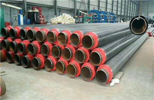 聚氨酯发泡保温钢管DN600价格低