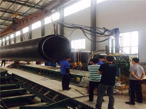 DN500*7供热保温钢管价格一米多少钱