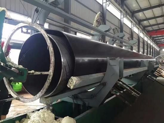 DN80*4螺旋保温钢管多少钱一米
