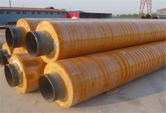邯郸钢套钢蒸汽保温管生产厂家