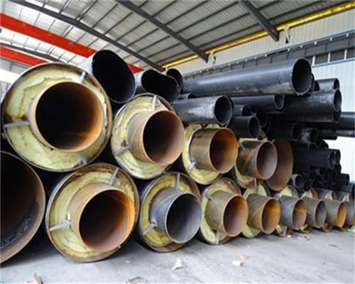 D820管道直埋保温管价格