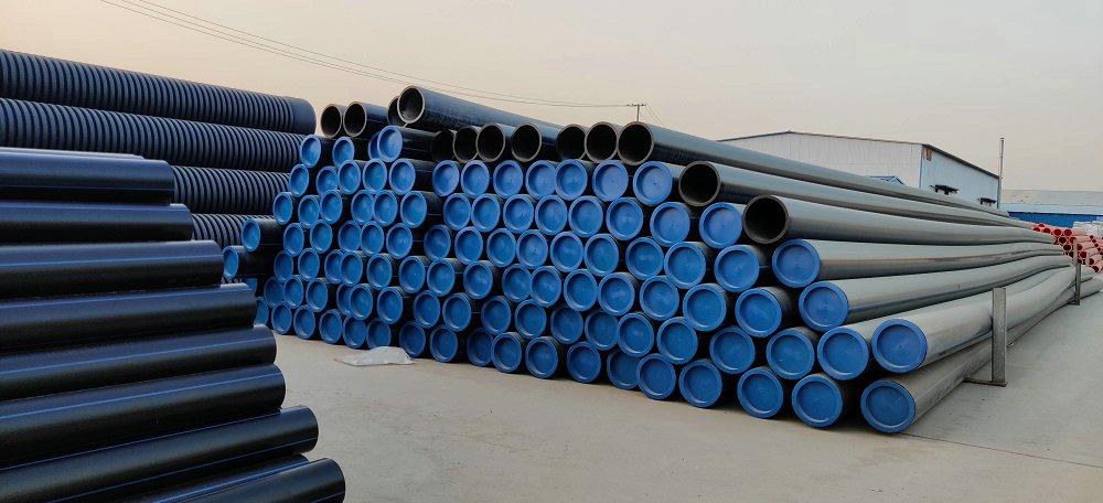 绵阳市涪城区PE塑料复合钢丝网骨架管专业生产