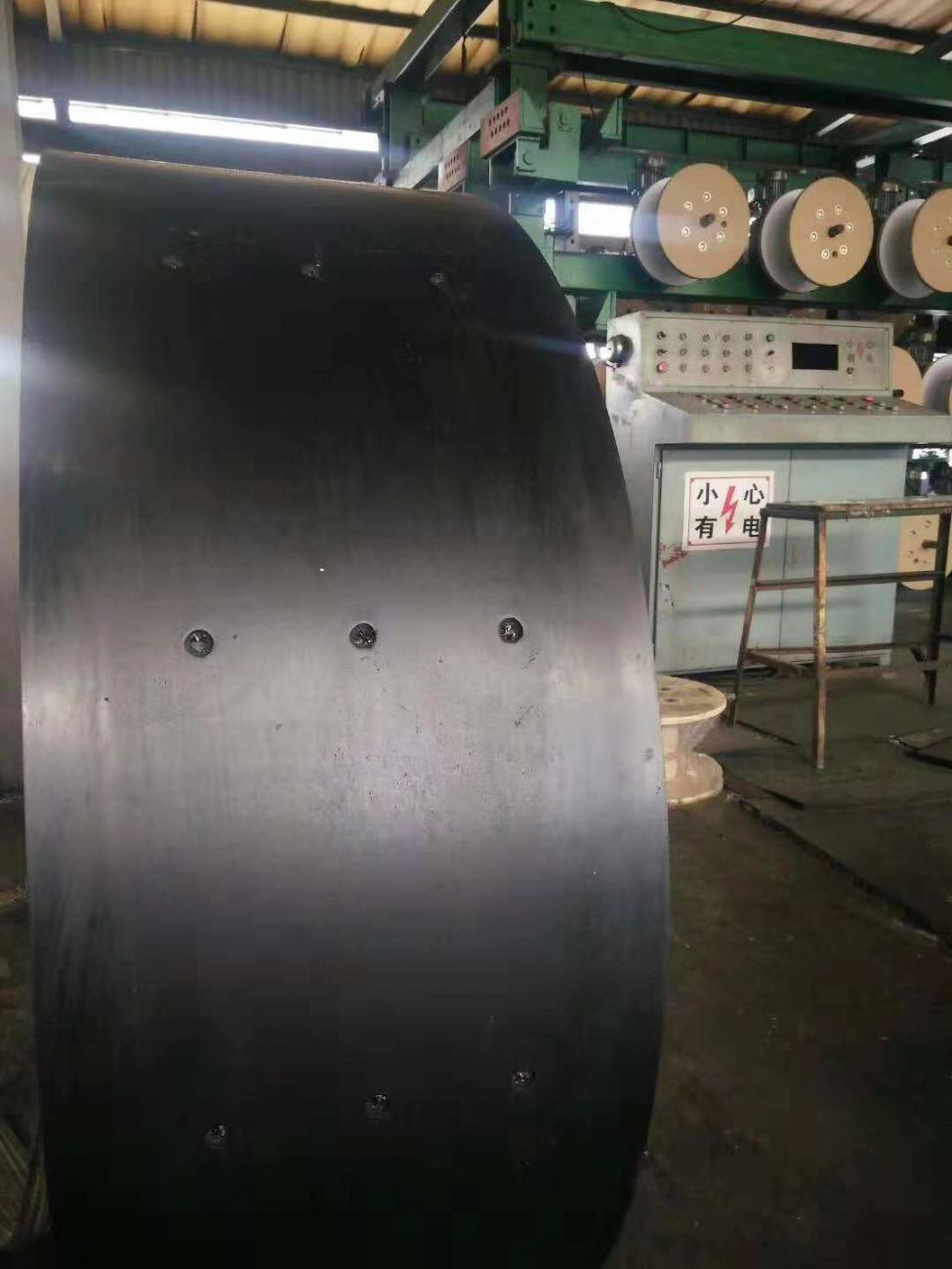 贡山化工厂用斗提机钢丝运输带