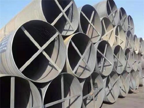 供水用Q235B螺旋钢管来图定做