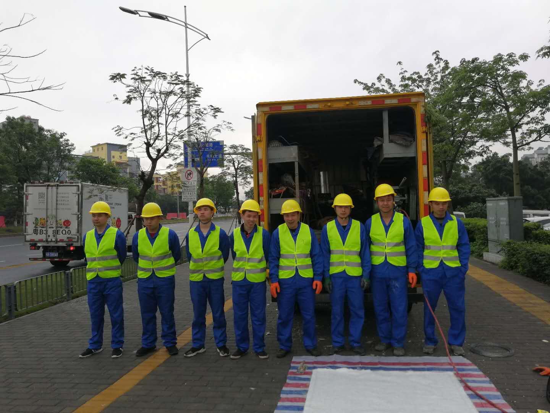 贵阳清理隔油池专业施工团队