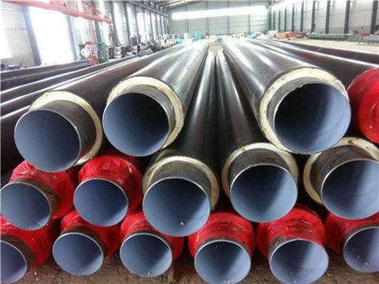 盟预制直埋蒸汽钢管的价格