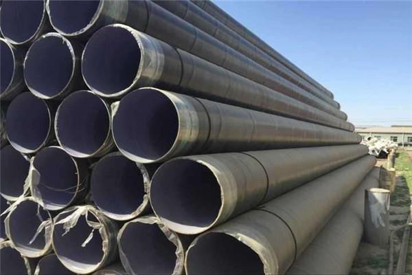 库尔勒内外涂敷环氧树脂钢管直销价格