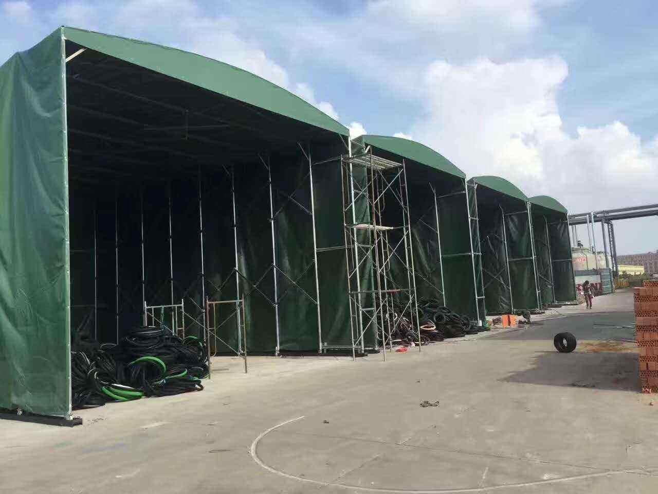 池州遮阳篷厂家防雨防火抗风