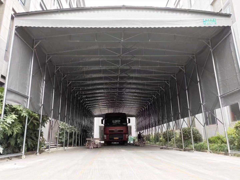 上海虹口汽车停车棚加工,定做,厂家直销