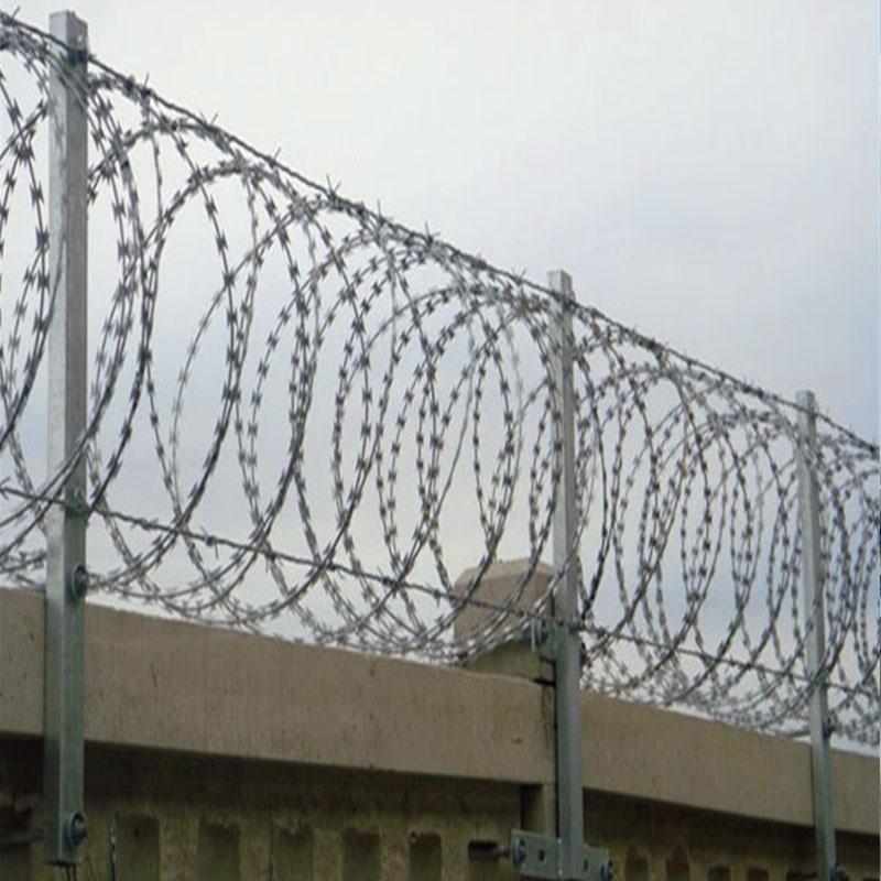 商水铁路两侧防护栅栏送货上门