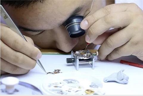 广州芝柏手表维修服务中心附近的