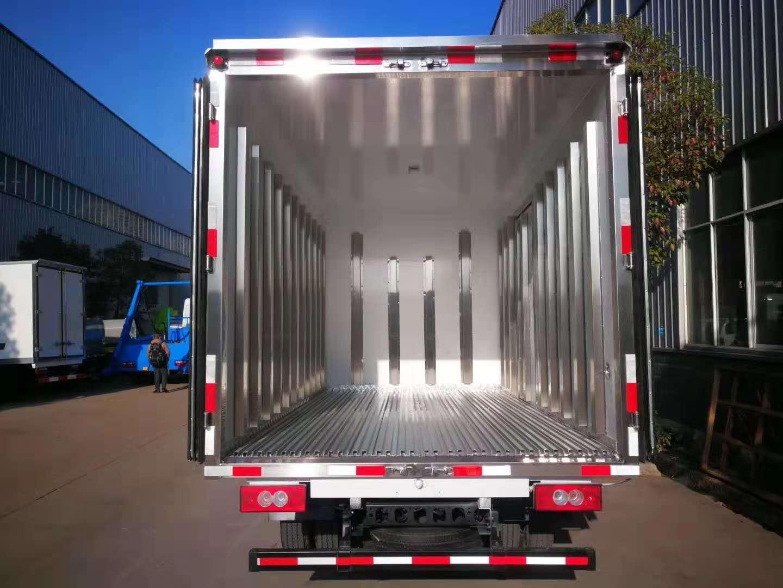 许昌市果蔬保鲜运输国六国五冷藏车冷藏车