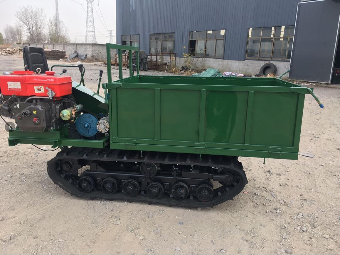 禹城履带运输车 1吨 2吨 3吨 4吨 5吨厂家琦源机械 一切放心