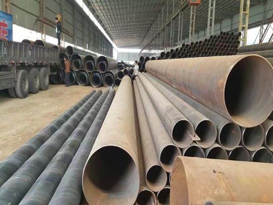 污水用焊接钢管哪里质量好