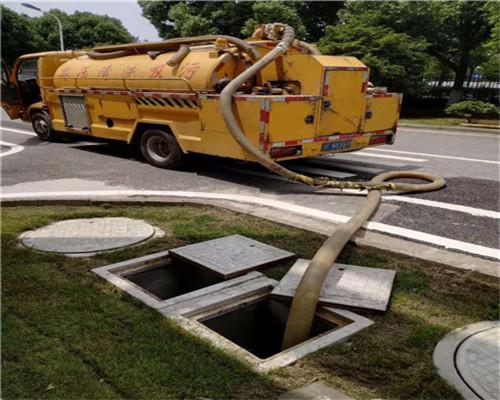 无锡新区长江路道路地下管道--设备齐全