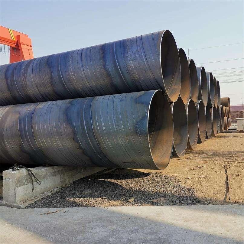 DN700防腐螺旋钢管全新价格报价