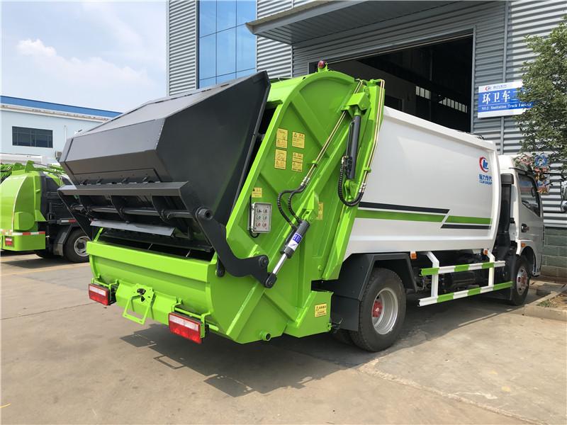 荆门国六8吨压缩垃圾车哪里能买到