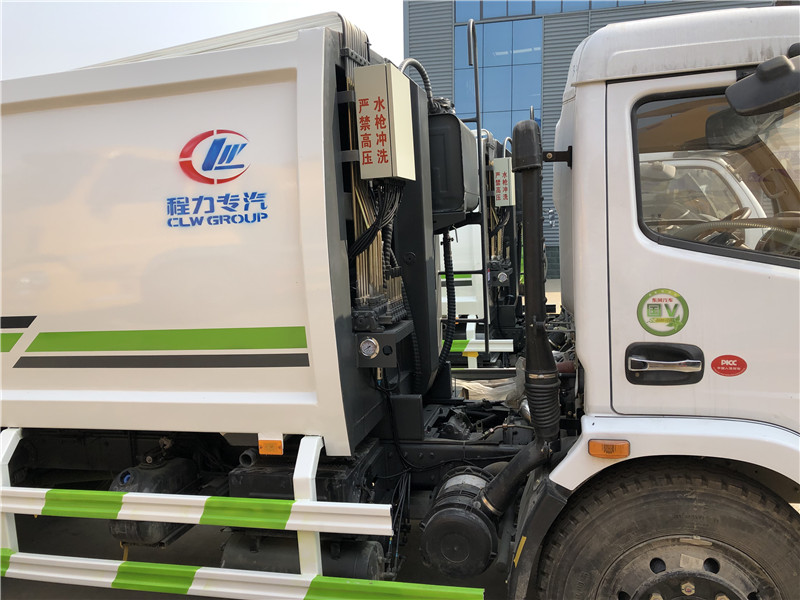 吉林国六压缩垃圾车分期付款