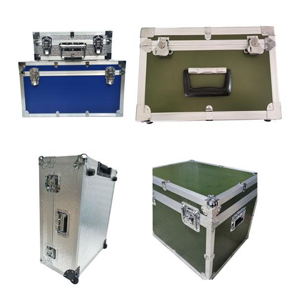 阜新海州定制鋁合金機箱、機柜定做廠家正天鋁箱