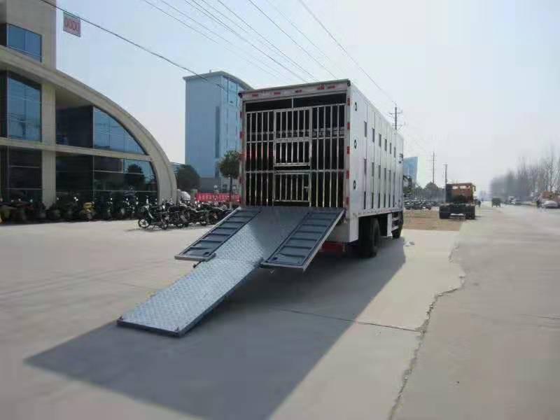 金普新区小型活禽运输车厂家直销价格