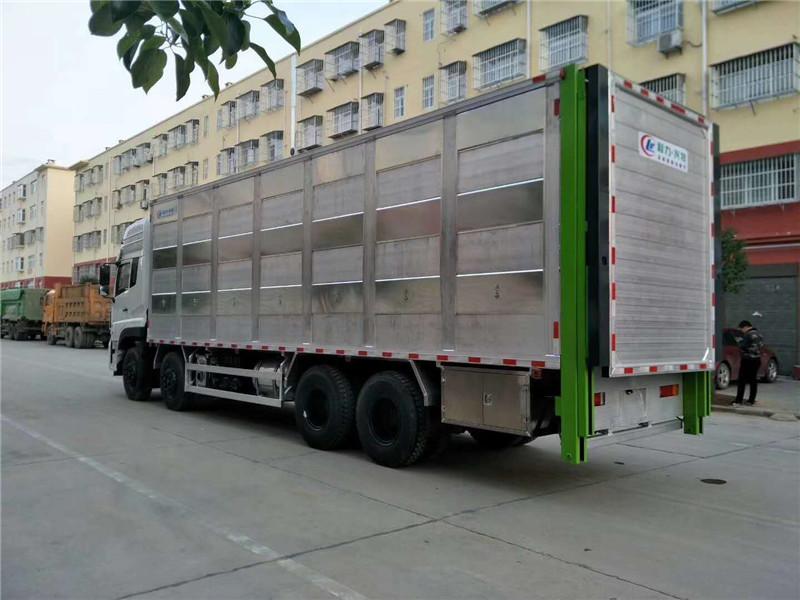 黑河全铝生猪运输车分期费用是多少