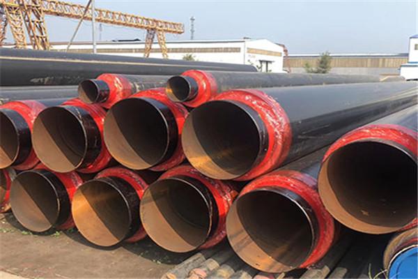 大庆萨尔图小区供暖聚氨酯保温无缝管规格厂家