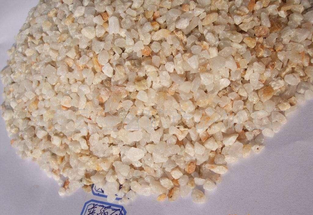 双江石英砂滤料——量大从优
