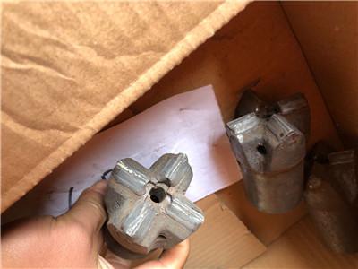 中卫高炉开口钻头生产工艺---定做加工