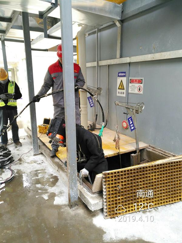 金普新区水下检查中心-潜水员水下摄像检查公司