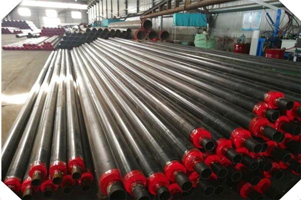 福州市聚氨酯直埋保温焊接钢管量大优惠