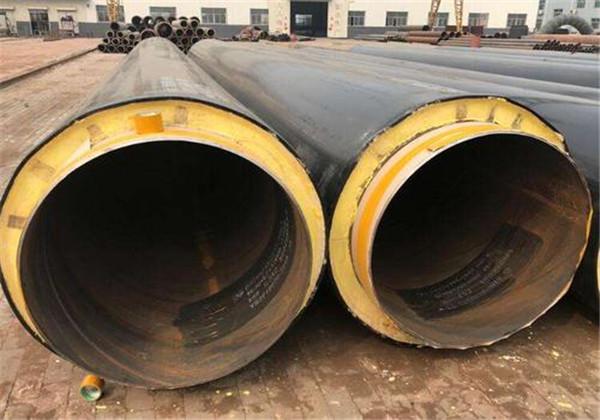 抚顺东洲硬质泡沫聚氨酯保温钢管厂家现货
