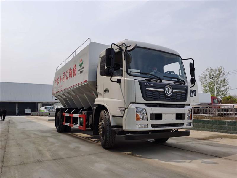 古丈15吨散装饲料运输车报价