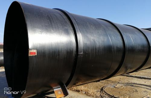 张掖临泽-3PE防腐螺旋钢管良心价格