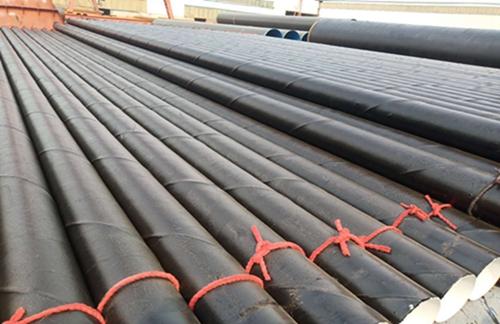 供排水用防腐螺旋焊管收益价格