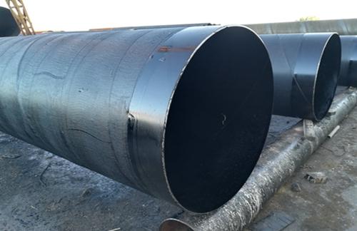 荆州松滋--排污水用内外防腐螺旋焊管(价格上调)