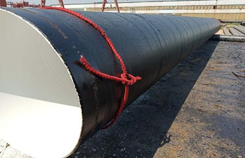 瓯海-包覆式3pe聚乙烯防腐直缝钢管价格服务客户