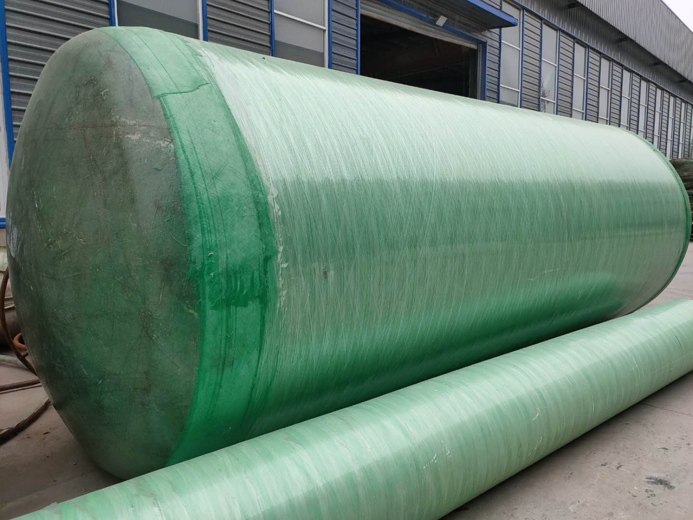 巢湖玻璃钢化粪池供应商加强筋