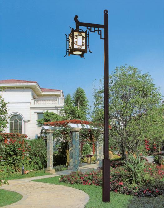 中原区景观灯厂家报价4米景观灯太阳能多少钱