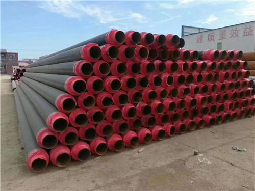 晋中昔阳铁皮保温钢管制造商