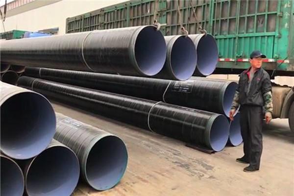 禹城抗阻燃矿用涂塑复合钢管加工厂家