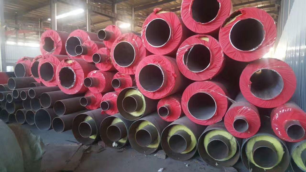 五大连池大口径钢套钢保温钢管价格合理