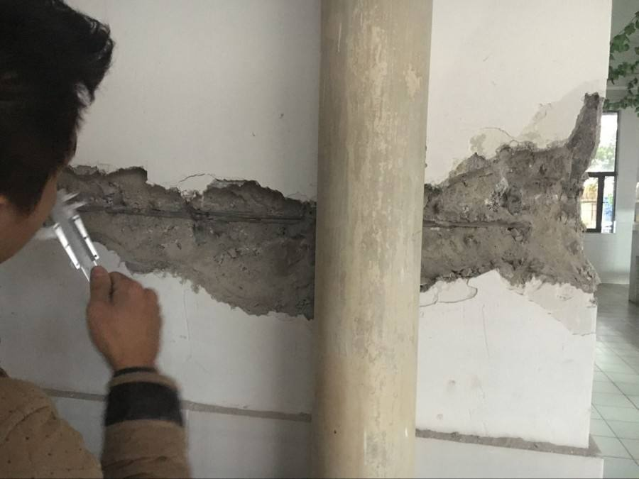 烟台无正规建设手续的房屋的安全鉴定加固检测结构