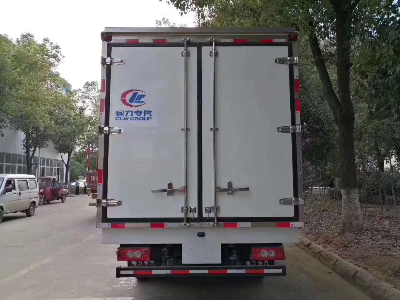 信阳市大运冷藏车高品质
