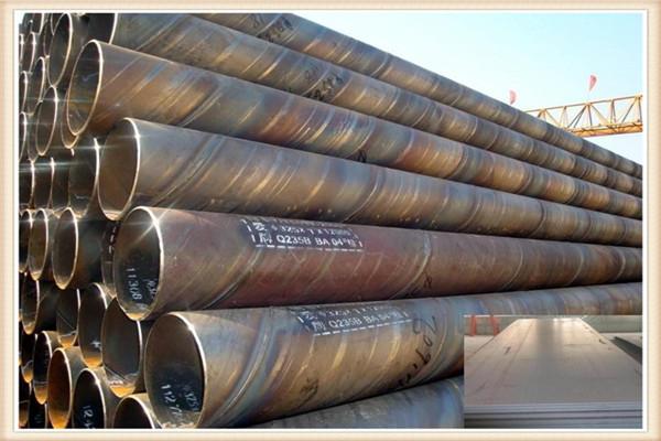 天然气输送用螺旋钢管专业生产厂家湖北黄石