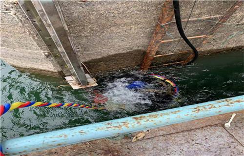 莆田市水下工程施工公司——水下服务队伍
