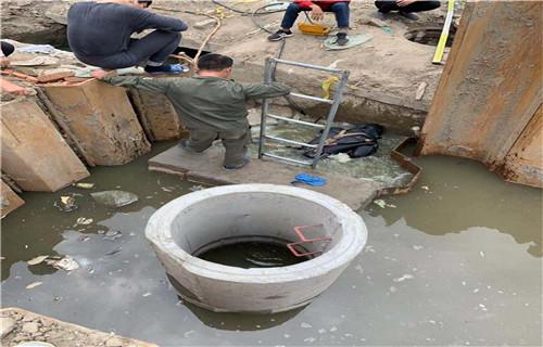 长沙市水下拆墙打混泥土施工欢迎致电