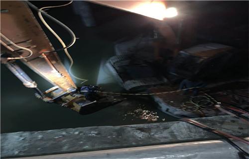 青岛市管道堵水墙带水拆除施工文明单位