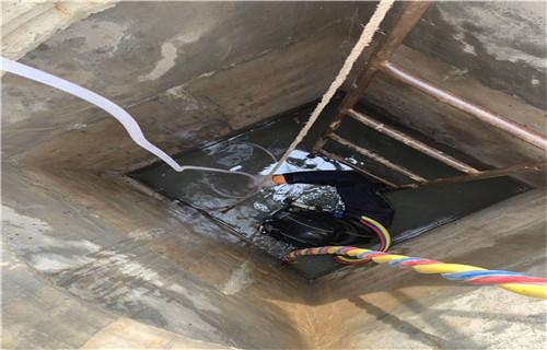 博尔塔拉市政排水管道封堵公司——水下服务队伍