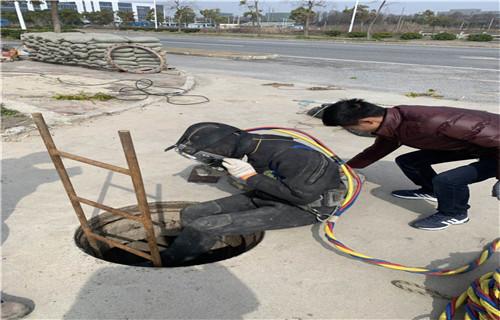 清远市水下堵漏公司——专业施工队/本地