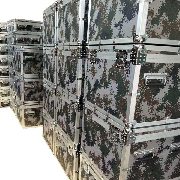 六安市定制铝合金舞台服装道具灯光箱定做正天铝箱报价